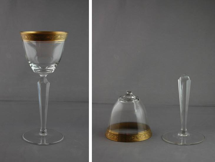 Rosenthal glass