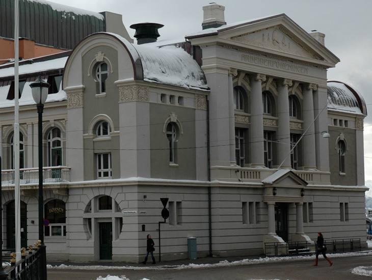 """Ålesund kommune. """"Arbeideren"""" Arbeid utført i 2010."""